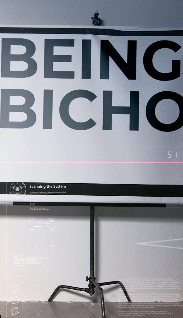BEING_Poster